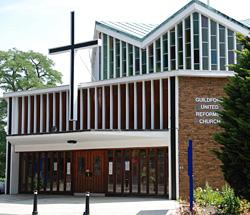 GURC – Yoga classes in Guildford United Reformed Church